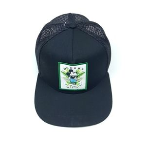 Neff Disney Men's Mickey M28 Mesh Strapback Hat